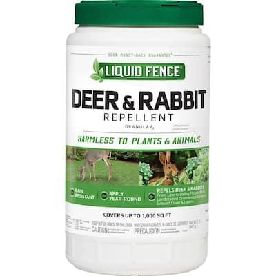2 lb. Deer and Rabbit Repellent Granules