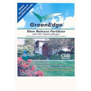 15 lb. 6-3-2 Slow Release Organic Fertilizer - Garden Fertilizer covers 1000sq.ft.