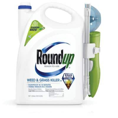 Ready-to-Use Weed and Grass Killer with Sure Shot Wand