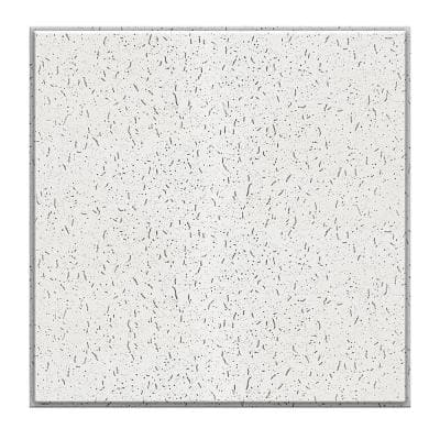 Fine Fissured Tegular Edge Mineral Fiber 2 ft. x 2 ft. Ceiling Tile ( 40 sq.ft. /case)