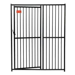European Style 6 ft. H x 5 ft. W Kennel Gate