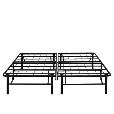 14 in. Queen Metal Platform Bed Frame