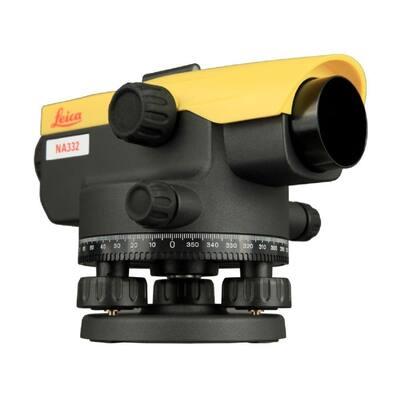 NA332 360 Degree 10 in. Optical Level