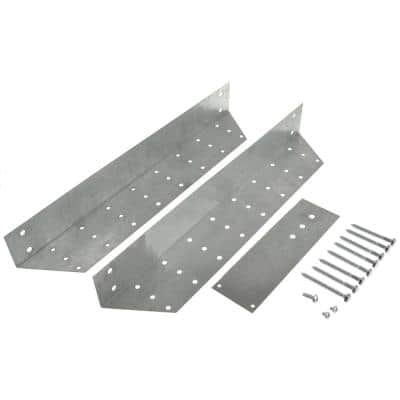 Point of Use Water Heater Wall Mount Kit