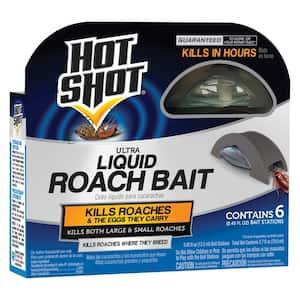 Ultra Liquid Roach Bait (6-Count)
