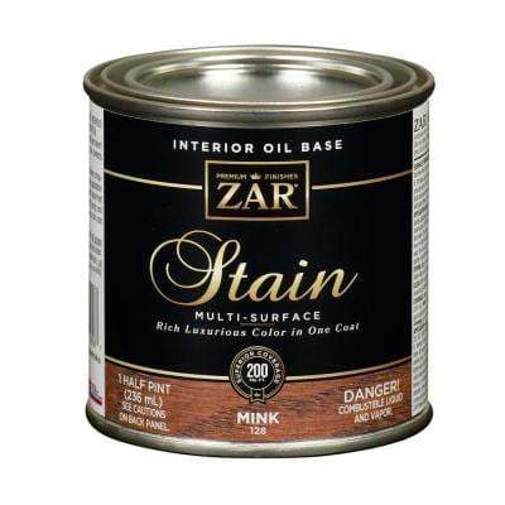 128 .5Pt Mink Wood Stain (2-Pack)