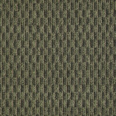 Morro Bay - Color Forest Mist Indoor/Outdoor Berber Green Carpet