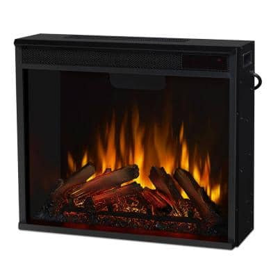 VividFlame 23 in. Ventless Electric Fireplace Insert