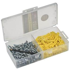 201-Piece Conical Anchor Kit