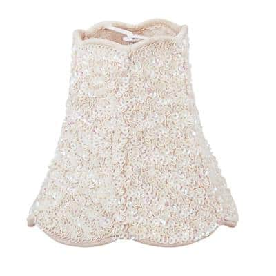 4.5 in. Sequined Mini Shade