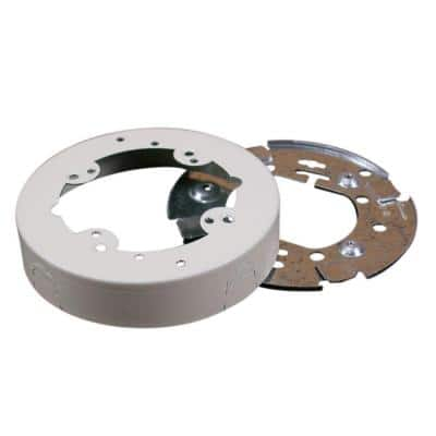 Wiremold 500 and 700 Series 4-3/4 in. Open Base Extension Box
