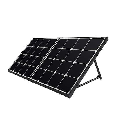 100-Watt Eclipse Suitcase Monocrystalline Solar Panel
