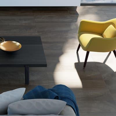 Redemption Bronce 7 in. x 36 in. Matte Ceramic Floor Tile (15.43 sq. ft. / carton)