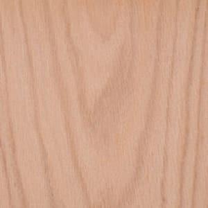 """Red Oak wood veneer edgebanding 3.75/"""" x 120/'/' with preglued adhesive 3-3//4/"""""""