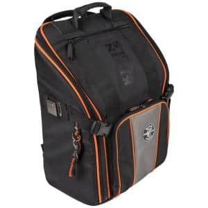 Tradesman Pro 17.25 in. Tool Station Backpack with Worklight