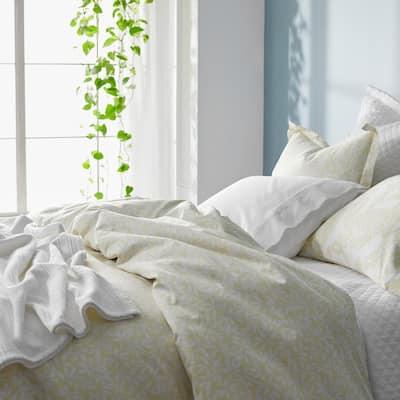Stencil Leaf Legends® Hotel Cotton Sateen Sham