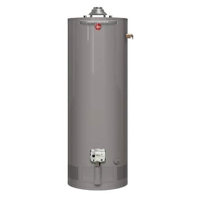 Performance 50 Gal. Tall 6 Year 36,000 BTU Liquid Propane High Efficiency Tank Water Heater