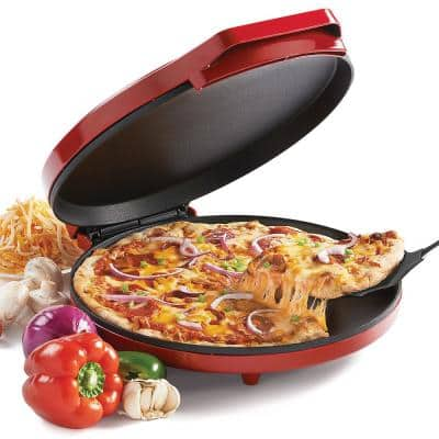 Red Pizza Maker
