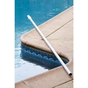 16 ft. x 1 1/4 in. Dia Anodized Aluminum Telescopic Swimming Pool Pole with External Cam Set
