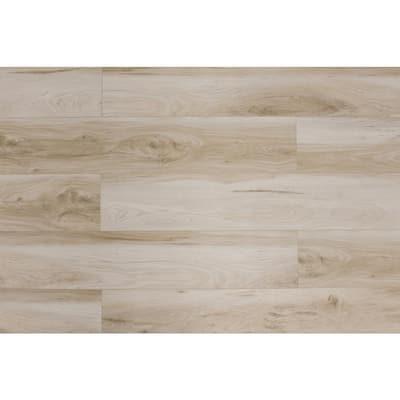 Veritas Provincial Swan 7 in. W x 60 in. L SPC Vinyl Plank Flooring (18.06 sq. ft.)