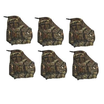 Treestand Surround Seat with Mossy Oak Cushion (6-Pack)