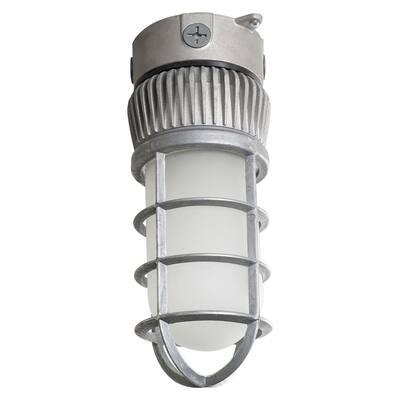 125-Watt Equivalent Integrated Outdoor LED Area Light and Flood Light, 1900 Lumens Outdoor Security Lighting