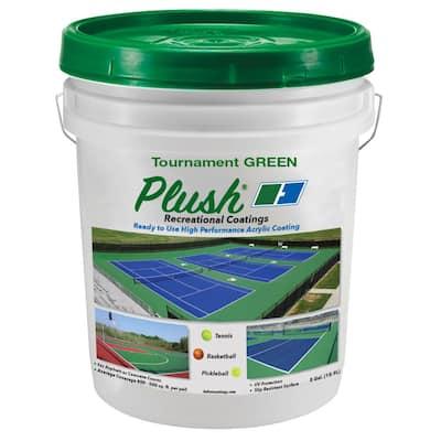 5 Gal. Tournament Green Recreational Surface Coating