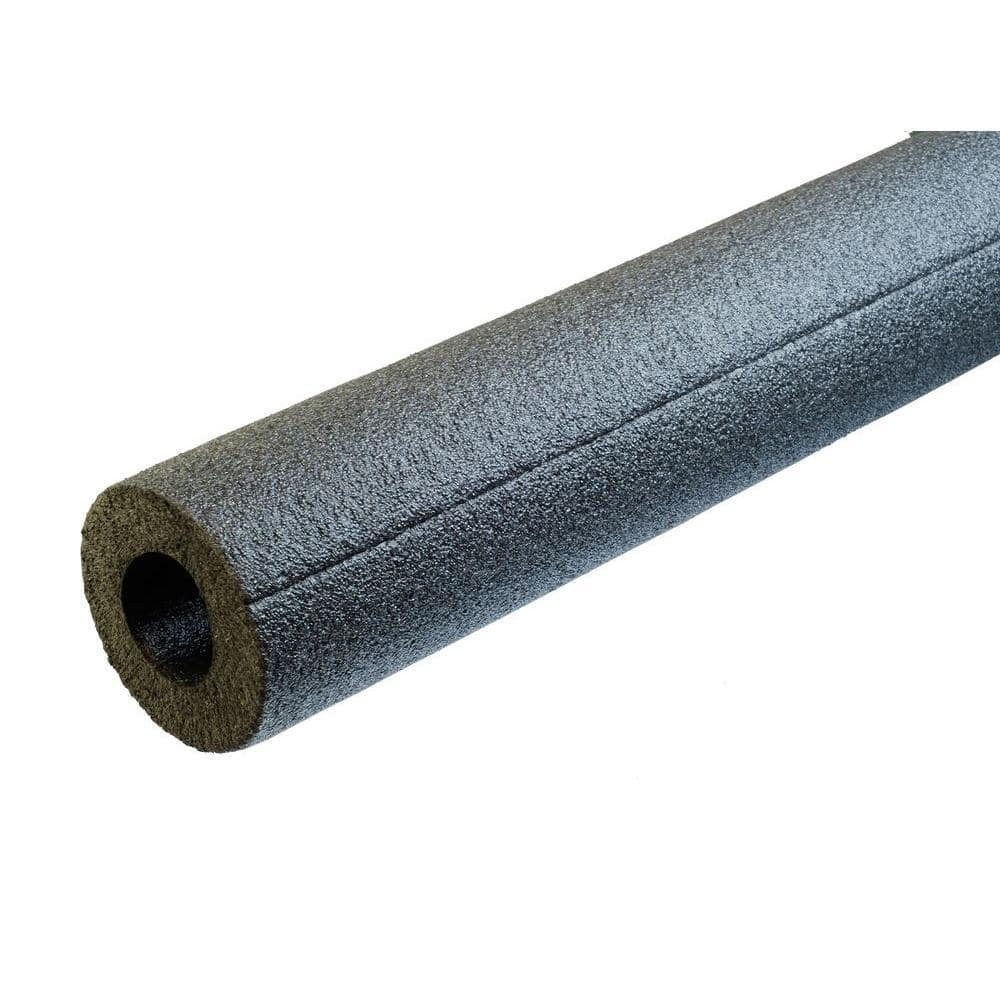 Set of 3 2-3//8 x 6 ft 3//8 Wall Polyethylene Pipe Insulation