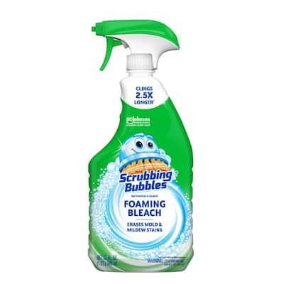 32 fl. oz. Foaming Bleach Bathroom Cleaner