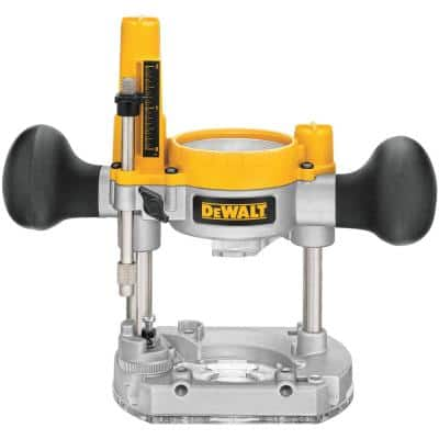 Compact Router Plunge Base