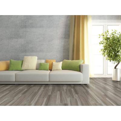 Ansley Amber 8 in. x 24.5 in. Matte Ceramic Floor and Wall Tile (32 cases / 388.8 sq. ft. / pallet)
