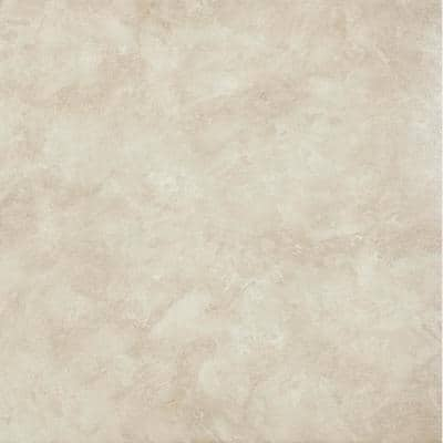 Sterling Natural Carrera Marble 12 in. x 12 in. Peel and Stick Vinyl Tile (45 sq. ft. / case)