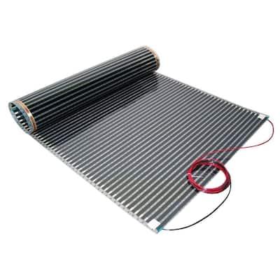5 ft. x 18 in. 240-Volt Floor Heating Film (Covers 7.5 sq. ft.)