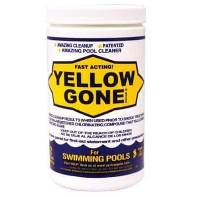 2 lb. Fast Acting Pool Cleanup for Green and Mustard Algae