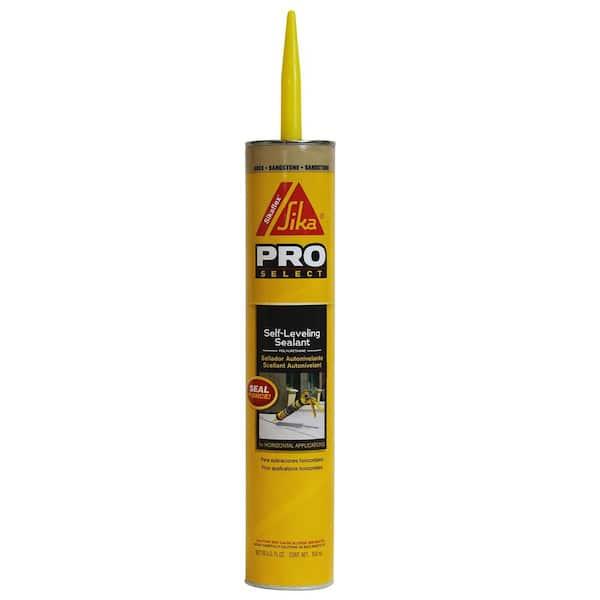 Sikaflex 29 Oz Sandstone Self Leveling Sealant 107748 The Home Depot