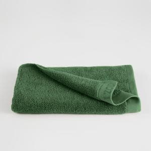 Classic Stone Green Solid Egyptian Cotton Single Hand Towel