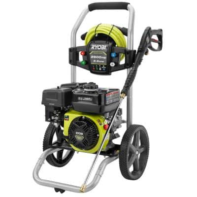 2,900 PSI 2.5 GPM Cold Water Gas Pressure Washer
