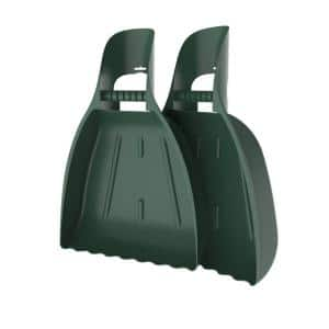 Leaf Grabber Hand Rake Claw for Scooping Leaves (Set of 2)