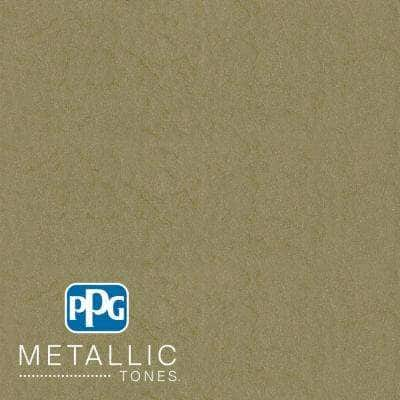 1  gal. #MTL125 Ginger Cress Metallic Interior Specialty Finish Paint