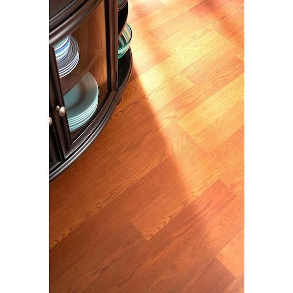 Hampton Bay Brasstown Oak 8 Mm Thick X, Who Makes Hampton Bay Laminate Flooring