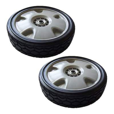 HRX (NeXite Deck) Lawnmower Front Wheels (1 Pair)