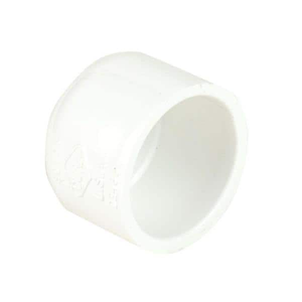 Schedule 40 PVC Slip End Cap-Size:2 inch