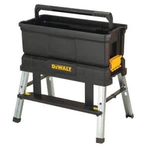 25 in. Step Stool Tool Box