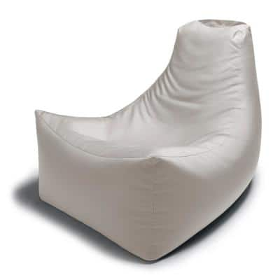 Juniper Pearl Outdoor Bean Bag Patio Lawn Chair