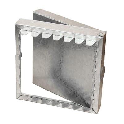 8 in. x 8 in. Galvanized Steel Duct Wall or Ceiling Access Door