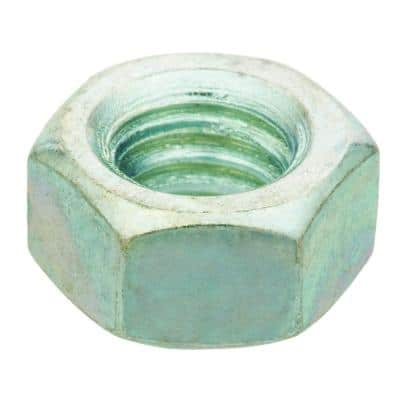 5/16 in.-18 Zinc Plated Hex Nut