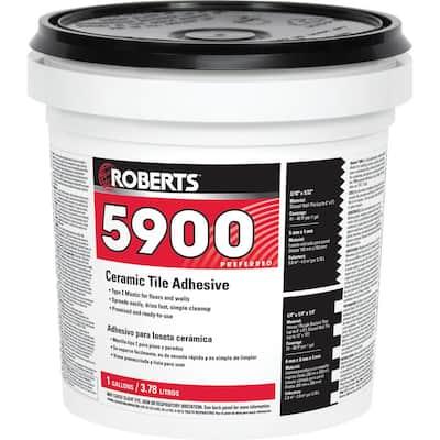 1 Gal. Ceramic Tile Adhesive