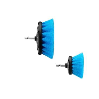 Soft Bristle Brush Cleaning Kit (2-Piece)