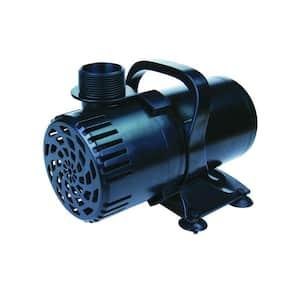 2700-GPH Pond Pump