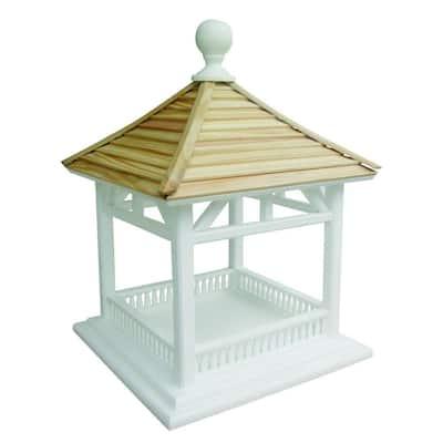 Pine Shingle Roof Dream House Feeder